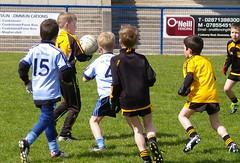 104 Loughmacrory at U8 Football Blitz Apr2016