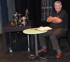 Trophy Officer - Colin Morrison