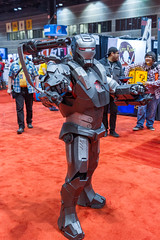 "War Machine C2E2 2016 • <a style=""font-size:0.8em;"" href=""http://www.flickr.com/photos/33121778@N02/25961155495/"" target=""_blank"">View on Flickr</a>"
