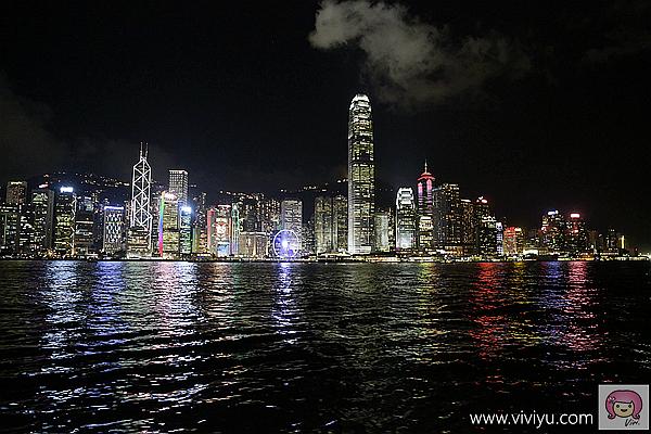 幻彩詠香江,維多利亞港,香港,香港夜景,香港必看景點,香港旅遊 @VIVIYU小世界