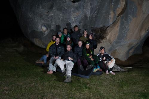 The Crew at Cyclops