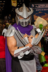 "Shredder C2E2 2016 • <a style=""font-size:0.8em;"" href=""http://www.flickr.com/photos/33121778@N02/25670012540/"" target=""_blank"">View on Flickr</a>"