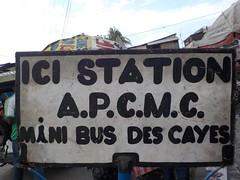 Station de Transport Public