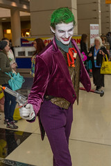 "Joker C2E2 2016 • <a style=""font-size:0.8em;"" href=""http://www.flickr.com/photos/33121778@N02/25328421714/"" target=""_blank"">View on Flickr</a>"