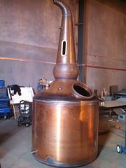 Corowa Whisky 3300 ltr Still