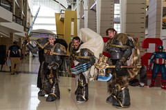 "Dwarvish Clan C2E2 2016 • <a style=""font-size:0.8em;"" href=""http://www.flickr.com/photos/33121778@N02/25961275845/"" target=""_blank"">View on Flickr</a>"