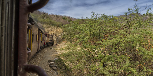 Jojawar - vintage train