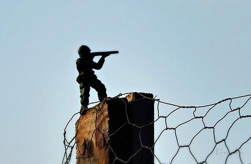 The forgotten toy soldier ! Az elfelejtett játék katona