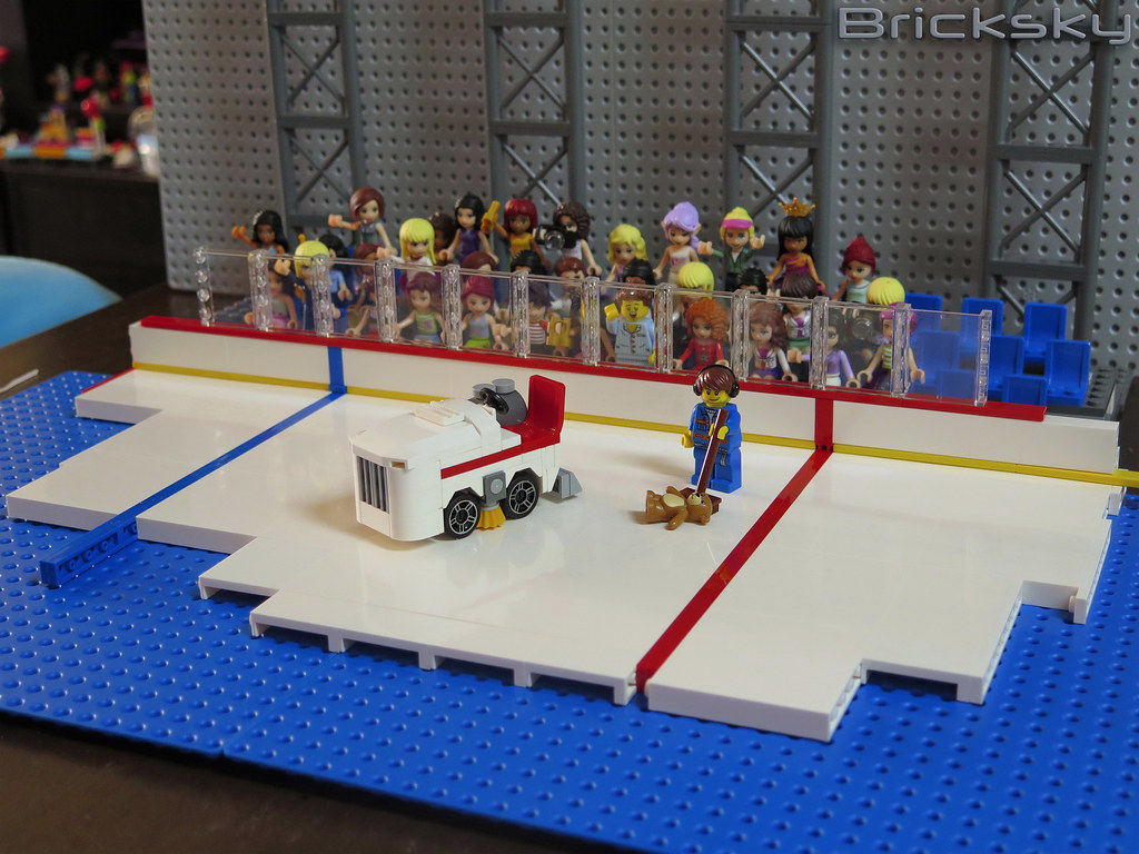 The World s most recently posted photos of nhl and zamboni   Flickr     Zamboni  Bricksky  Tags  friends guy ice hockey nhl lego teddy audience  sleepy fans