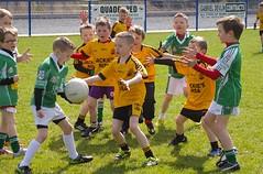 075 Loughmacrory at U8 Football Blitz Apr2016
