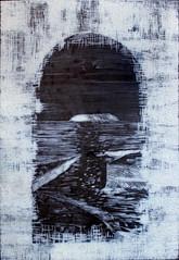 M. C. FASULO_TR-A-MARE, puntasecca  e tecnica sperimentale, 2010