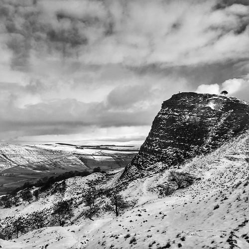 Back Tor, Derbyshire.