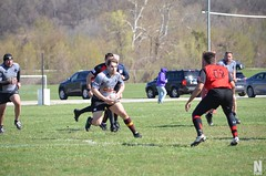 "Bombers vs Peoria 16 • <a style=""font-size:0.8em;"" href=""http://www.flickr.com/photos/76015761@N03/25629425994/"" target=""_blank"">View on Flickr</a>"