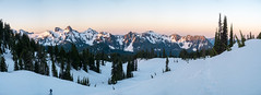 Tatoosh sunrise