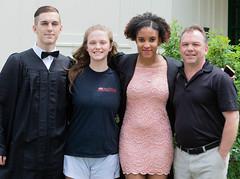 Michael, Hannah, JoJo and Terry