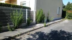 Parking de l'avenue du Général Sebert