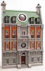 Dr. Strange's SanctumSanctorum exterior