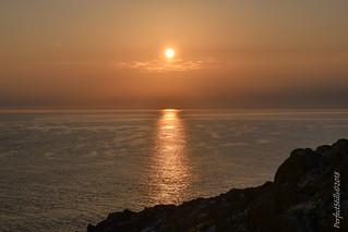 Golden Hour on the Saltee Island