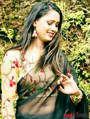 Rare Unseen Exclusive Photos Of South Indian Actress Keerthi Bhat-Set-1 (9)