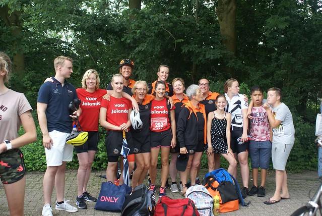 Merwede Triathlon 2018