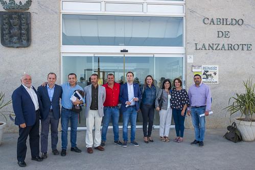 Jornada de trabajo sobre ODS en Cabildo de Lanzarote