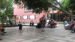 Karaoke im Park