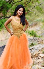 South Indian Actress Anusha Rai Photos Set-1 (28)