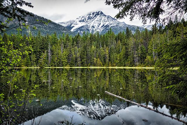 Johns Lake Glacier National Park