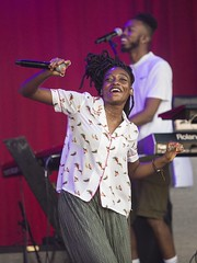 "Little Simz - Sonar 2018 - Jueves - 4 - M63C1807 • <a style=""font-size:0.8em;"" href=""http://www.flickr.com/photos/10290099@N07/41912960355/"" target=""_blank"">View on Flickr</a>"