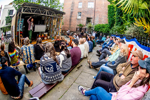 the comedy shack Hastings Fringe Comedy festival 2018