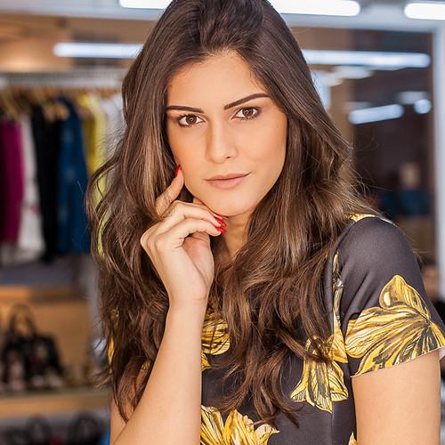 Elis, a nossa Miss Minas Gerais