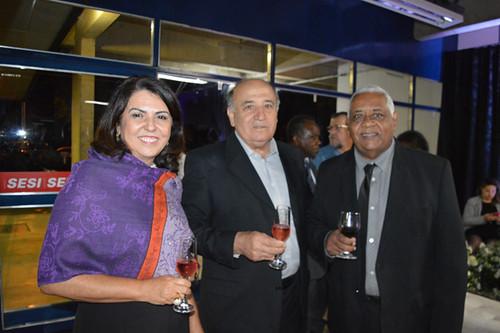 Eliane Vello, Aloísio Pinto e Pelé