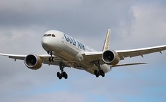 A9C-FC Boeing 787-9 Dreamliner Gulf Air