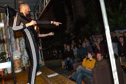 Loose Brie at Hastings Comedy fringe Festival 2018