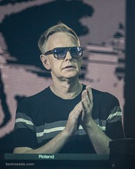 "Depeche Mode - Mad Cool 2018 - Sabado - 7 -M63C8593 • <a style=""font-size:0.8em;"" href=""http://www.flickr.com/photos/10290099@N07/42716914754/"" target=""_blank"">View on Flickr</a>"