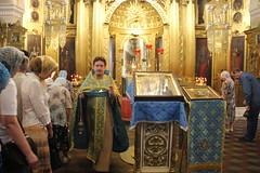 Праздник Боголюбской иконы Божией Матери