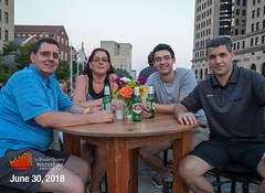 2018-6-30 WaterFire Providence Full Lighting (Photograph by Kevin Murray) (4)