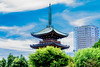 Photo:Five-story Pagoda of Kaneiji Temple in Ueno Park, Tokyo : 旧寛永寺五重塔(上野公園) By
