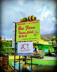 Brinchang, 39000 Brinchang, Pahang https://goo.gl/maps/Z6eNHs4VKJF2  #bee #蜜蜂 #نحلة #蜂 #꿀벌 #lebah #пчела #金马仑 #CameronHighland #travel #holiday #traveling #trip #Asian #Malaysia #旅行 #度假 #亞洲 #馬來西亞 #วันหยุด #การเดินทาง #ホリデー #휴일 #여행 #праздник #путешествие #