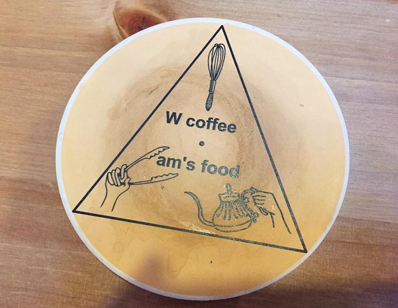 W coffee•am's food