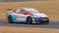 BTCC Test day, Snetterton