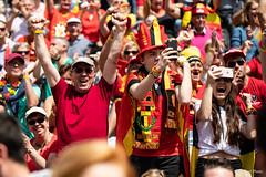 Moscou 2018 / Belgique -Tunisie / Koksijde