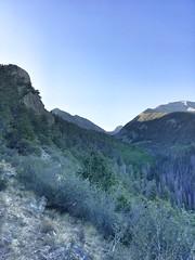 South Zapata Lake trail