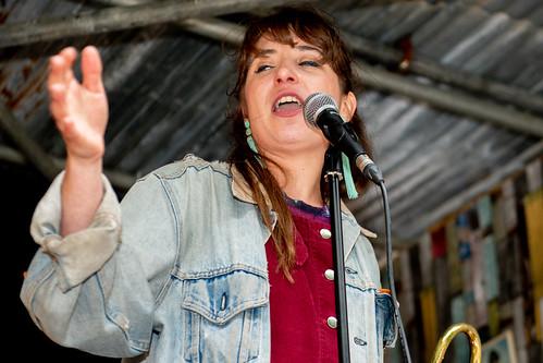 Faye Treacy at Hastings Fringe Comedy Festival 2018