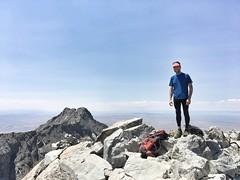 View towards Little Bear Peak