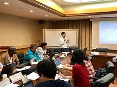 JICA Training 2018