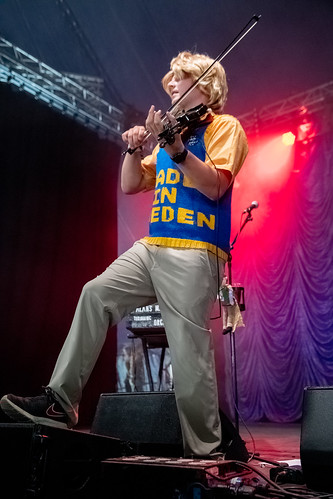 The Barsteward Sons of Val Doonican at Beautiful Days 2018