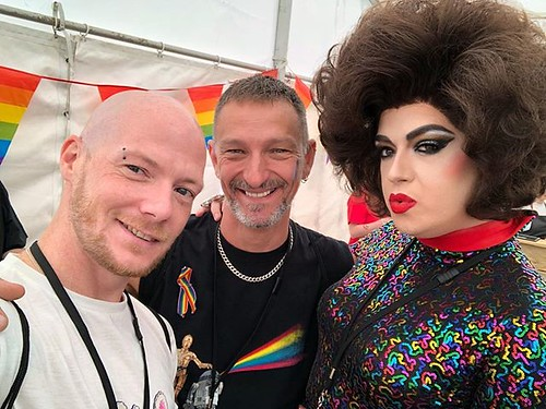 Today is all about...Chester Pride