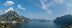 Le lac d'Iseo