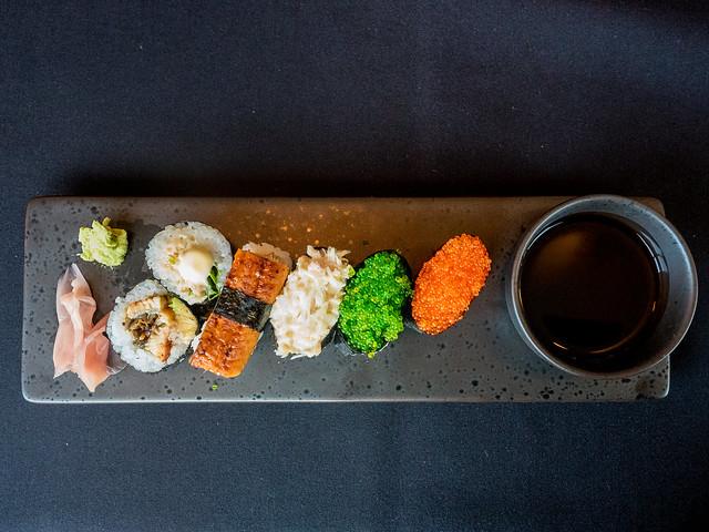 Seafood Sushi